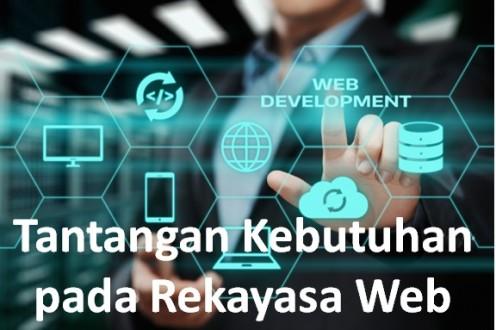 Mengenal Tantangan Requirements Engineering pada Rekayasa web