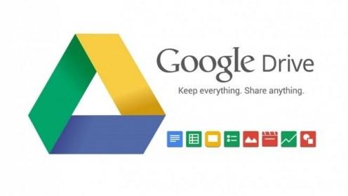 Langkah Mudah Sharing/berbagi File dengan google drive