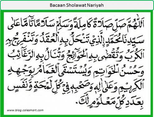 Apa Keutamaan dari amalan bacaan Sholawat Nariyah?