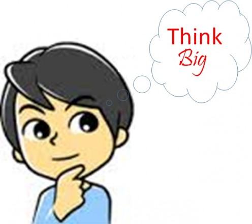 Langkah Sederhana Untuk Berpikir besar dan Berpikir Kreatif